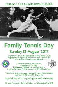 Tennis Day 2017 _ photo