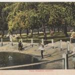Streatham Common Pond 1907