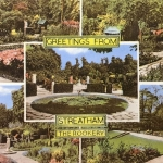 A postcard from Streatham Rookery 1950s?
