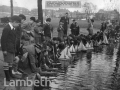 STREATHAM COMMON, LOWER POND c.1932