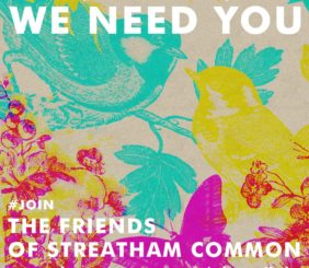 Join the friends of streatham common