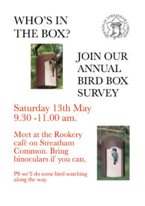 birdbox survey 13/05/17