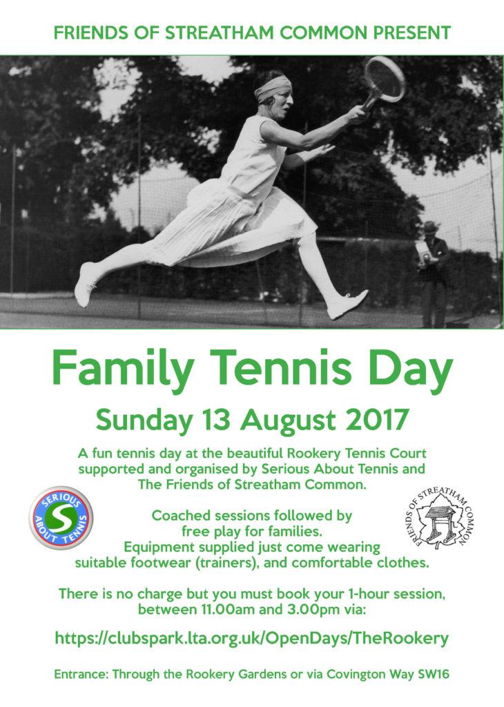 Tennis Day 13 august 2017
