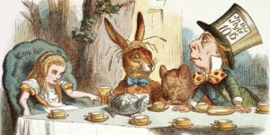 Alice in Wonderland at the Rookery