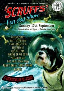 Scruffs dog show 2017
