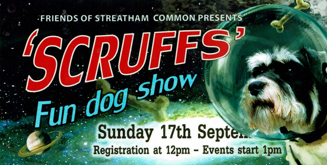 Scruffs! Fun Dog Show: 17 September 2017