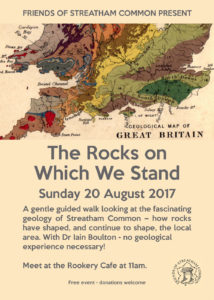 The Rocks on Which We Stand 20 August 2017 11:00