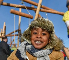 streatham commons new kids playground