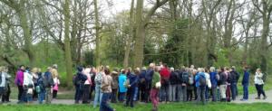 Streatham Common. Photo: Caroline Pankhurst/SLBI